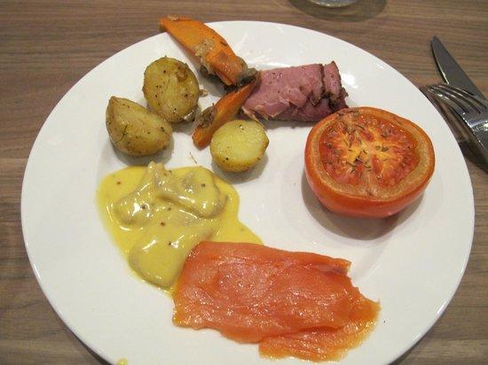 Clarion Hotel Arlanda Airport: Breakfast.