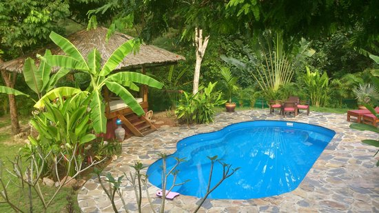 Koh Jum Beach Villas: Private Pool