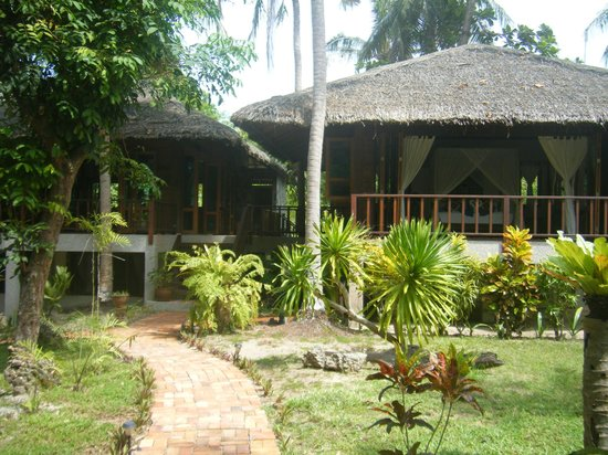 Koh Jum Beach Villas: Resort