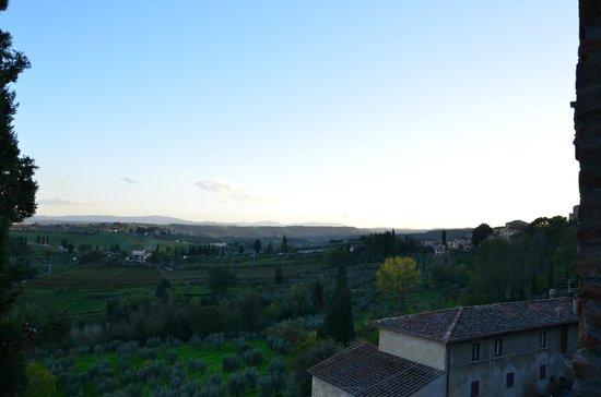 Hotel Ristorante da Graziano: Vista dalla camera