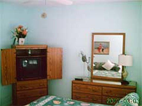 Gulf Side Motel : Studio room view