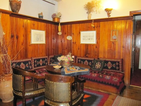 Galaxia Hotel: lounge