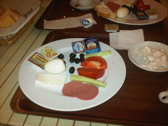 Han Hostel Airport North: Breakfast