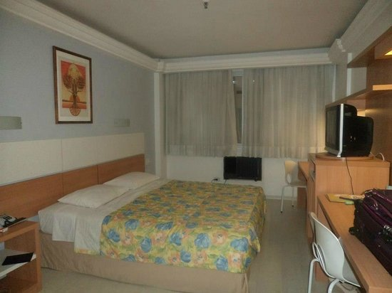 Copa Sul Hotel: habitacion piso 11