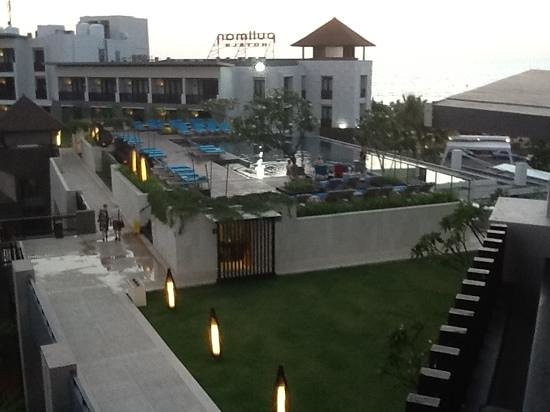 Pullman Bali Legian Nirwana: infinity pool
