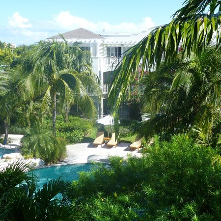 Royal West Indies Resort: View from Rm 634
