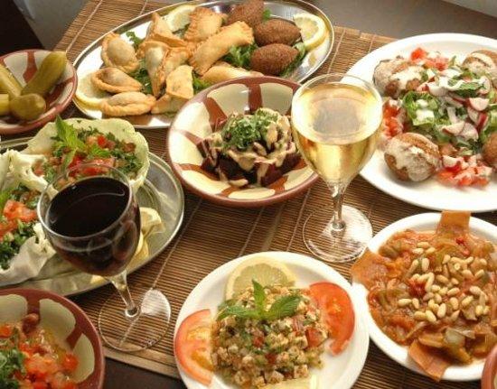 Ristorante Dawali In Milano Con Cucina Libanese