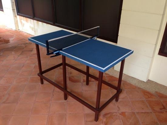 """سوفيتل كرابي فوكيثرا جولف آند سبا ريزورت: Mini """"ping pong"""" table tennis """
