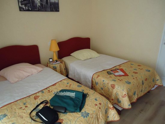 Ecole des Trois Ponts : Our room for the 3 weeks