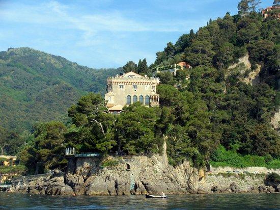 Portofino, İtalya: Cliff House