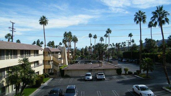 Vagabond Inn Palm Springs: grounds