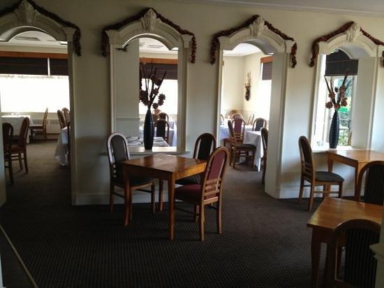 Mercure Altrincham Bowdon Hotel: Bowdon Restaurant