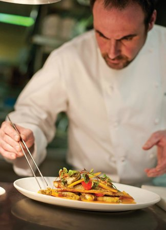 Chef De Restaurant For Dinner William Distefano