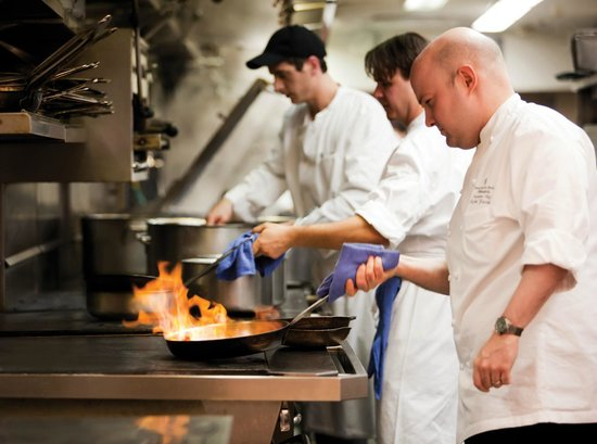 chef rafael gonzalez leads the talented fountain restaurant kitchen