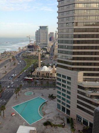 Dan Panorama Tel Aviv: Panorama della camera