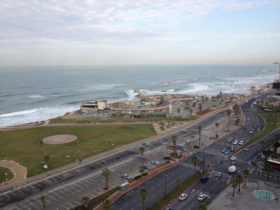 Dan Panorama Tel Aviv: Panorama dalla camera sul mare