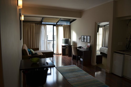 Adderley Hotel: séjour