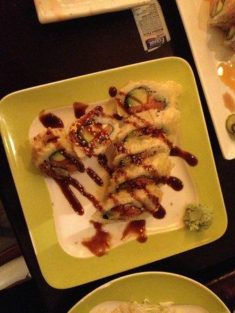 Anaba Sushi : sushi