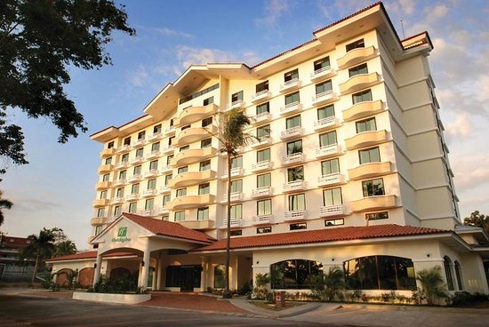 Holiday Inn Panama Canal : Hotel Building