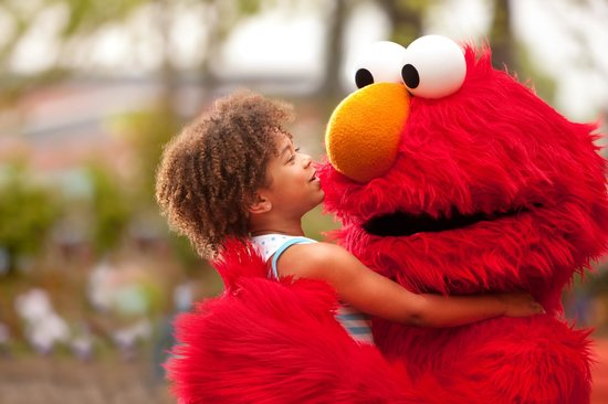 Langhorne, Πενσυλβάνια: Meet Your Favorite Sesame Street Characters!