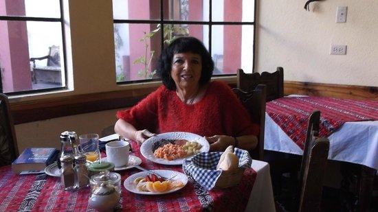 Hotel Casa Manen: breakfast