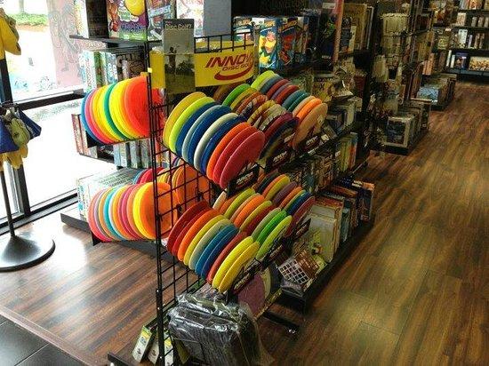 Cape Fear Games: disc golf supplies in Wilmington, NC