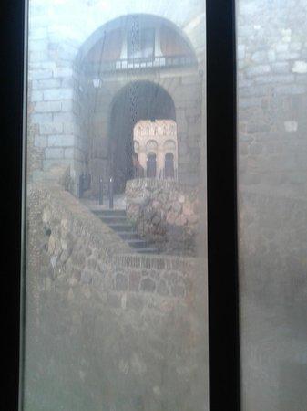 Hotel Abad Toledo: Vista desde la habitación 20