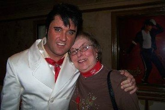 Legends in Concert: Elvis in Las Vegas