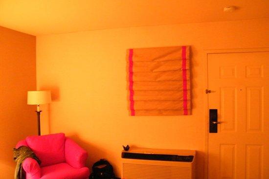 Safari Inn: room