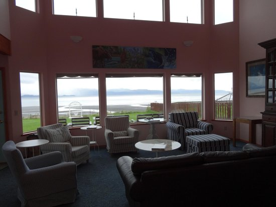 Driftwood Inn & Homer Seaside Lodges: Common area