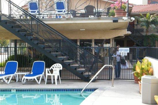 Safari Inn: pool