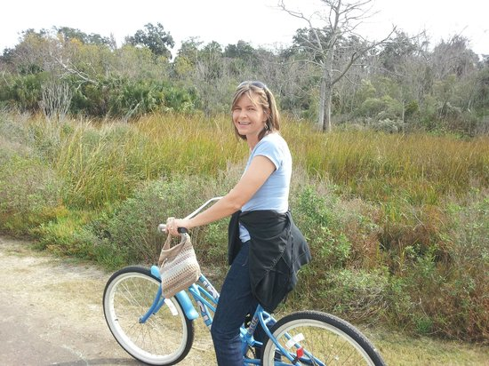 The Addison on Amelia Island: Nature Preserve on Island with Bicylce