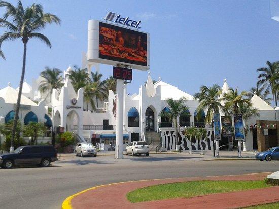 Hotel Playa Mazatlan: Antros de Mazatlan Sep 2012