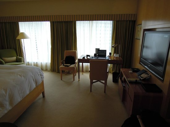 Conrad Centennial Singapore: Classic King room