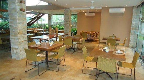 Real Villa Bella Hotel: Restaurant