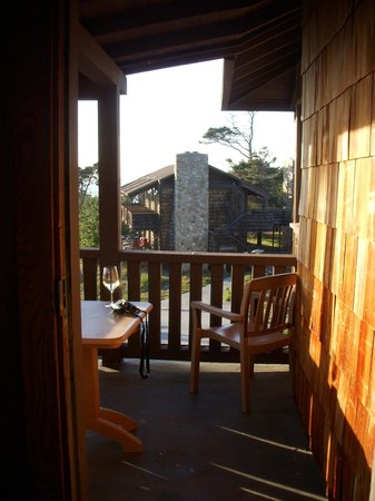 Asilomar Conference Grounds: Historic room view