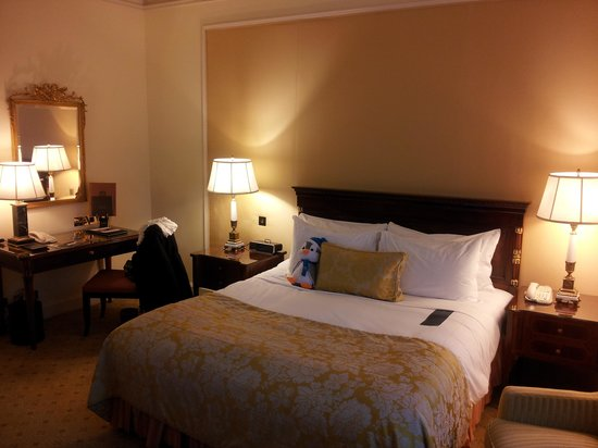 The Shelbourne Dublin, A Renaissance Hotel: Total Comfort