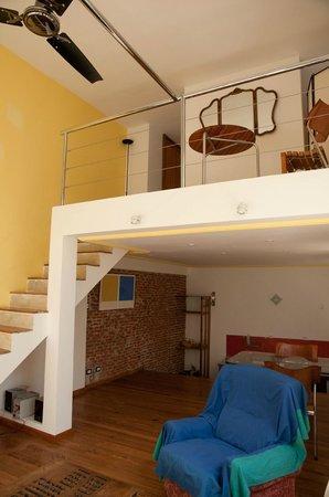 La Antigua Casa de Brigit: Loft