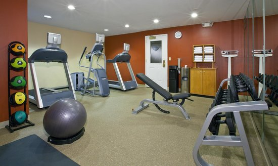 Homewood Suites by Hilton Kansas City Airport: Fitness Center