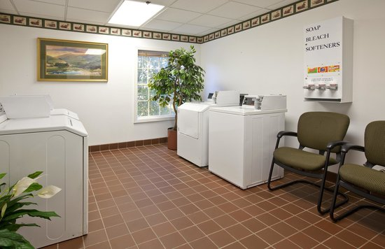Homewood Suites by Hilton Kansas City Airport: Laundry Facility