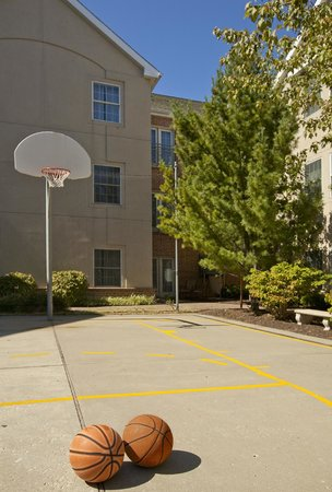 Homewood Suites by Hilton Kansas City Airport: Sports Court