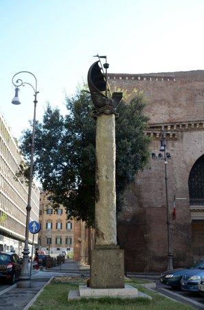 Basilica di Santa Maria degli Angeli e dei Martiri: Front