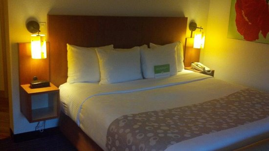 La Quinta Inn & Suites Atlanta Perimeter Medical: Comfy.