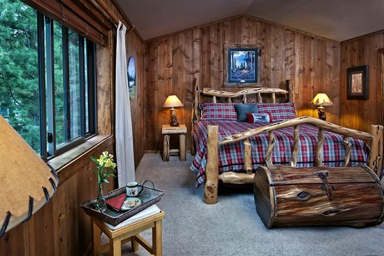 Blue Spruce Bed and Breakfast: Cascade Suite