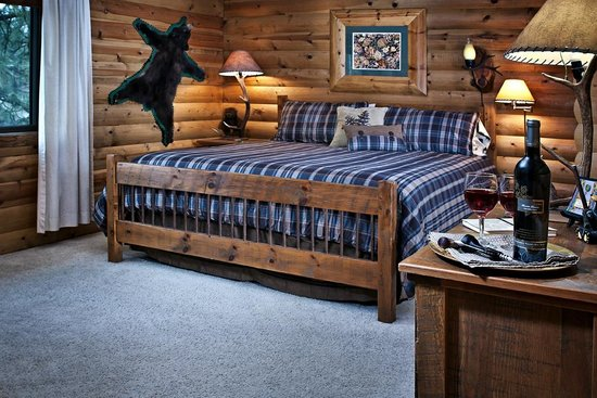 Blue Spruce Bed and Breakfast : Lodge Suite