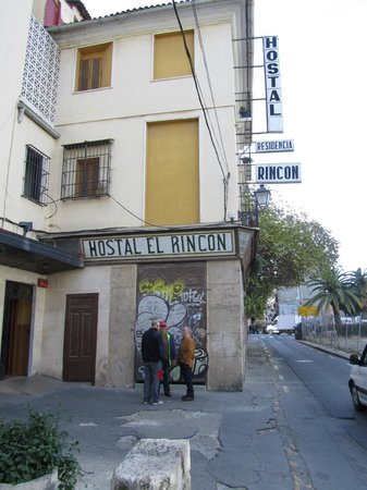 Pension El Rincon