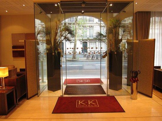 写真K&K ホテル ケイレ サン ジェルマン デ プレ枚