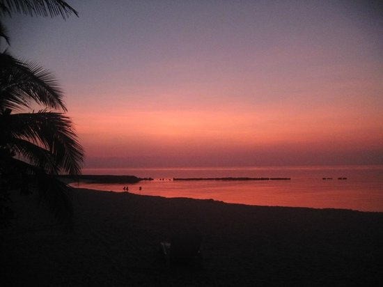 Summer Island Maldives: Sunset