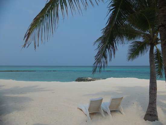 Summer Island Maldives: View from our room