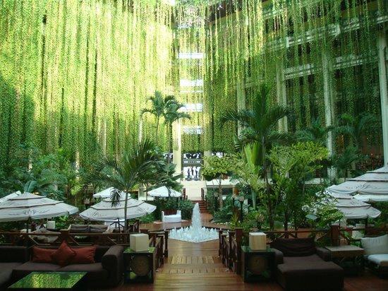 Lobby Picture Of Paradisus Cancun Cancun Tripadvisor